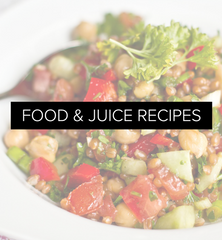 Food & Juice Recipes