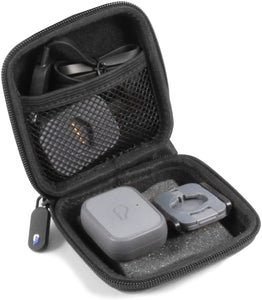 CASEMATIX Case Compatible with Whistle 3 GPS Pet Tracker, Findster Duo Activity Monitor and Accessories