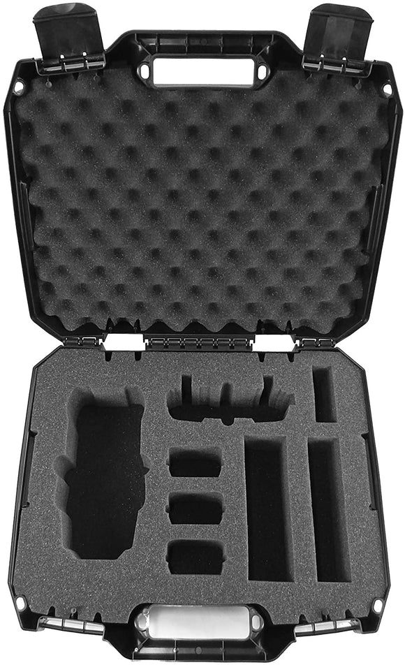 CASEMATIX Travel Case Compatible with DJI Mavic 2 Pro Drone Quadcopter and Accessories
