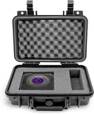 CASEMATIX Waterproof Travel Case for NETGEAR Nighthawk M1, M5 Mobile Hotspot Router MR1100 and Accessories, Airtight Impact Protection
