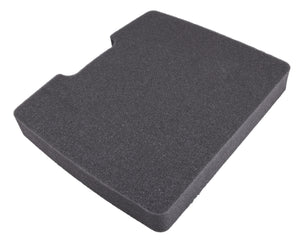 "Pluckable Replacement Foam Compatible with 15.5"" CASEMATIX Hard Cases"