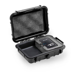 CASEMATIX Waterproof Case Compatible with FLIR ONE Pro Thermal Imager and Accessories in a Rugged, Impact Resistant Waterproof Shell, Includes Case Only