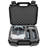 CASEMATIX Hard Shell Travel Case Compatible with Pico Neo 2 & Neo 2 Eye VR Headset, Controllers and Accessories