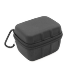 "CASEMATIX 4.75"" Hard Shell EVA Travel Case with Wrist Strap - Fits Accessories up to 3.75"" x 2.75"" x 2.5"""