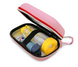 CASEMATIX Insulated Travel Bag Case for Children and Adults - Includes CASE ONLY