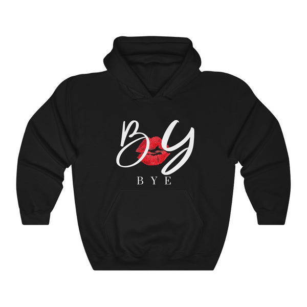 BOY BYE Unisex Heavy Blend™ Hooded Sweatshirt