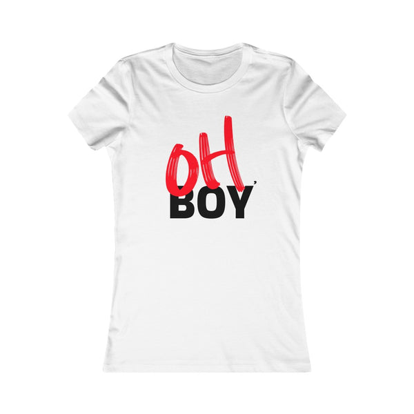 Oh Boy' Women's Tee