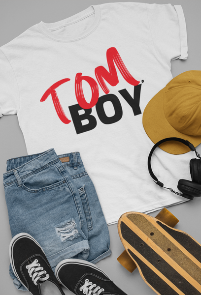 Tom Boy' Women's Tee
