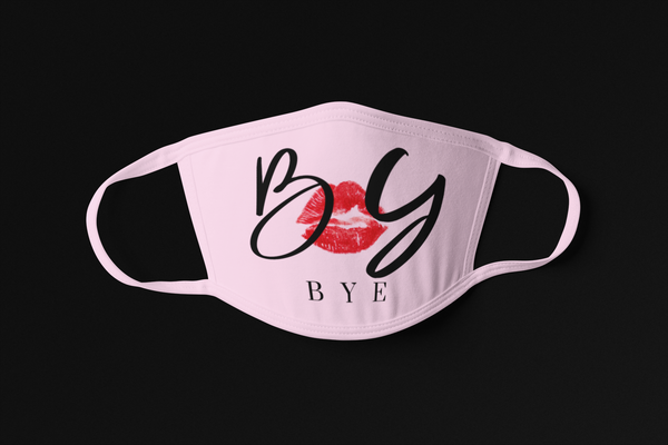 Boy Bye Handmade Masks