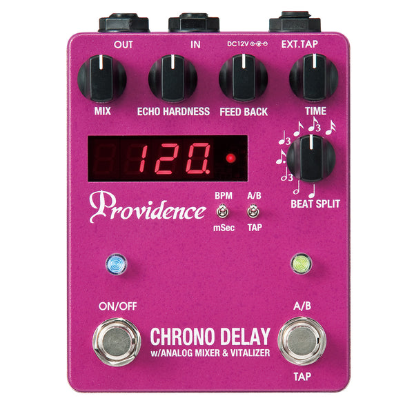 CHRONO DELAY/DLY-4