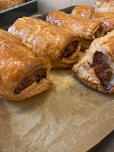 House made Sausage roll take away