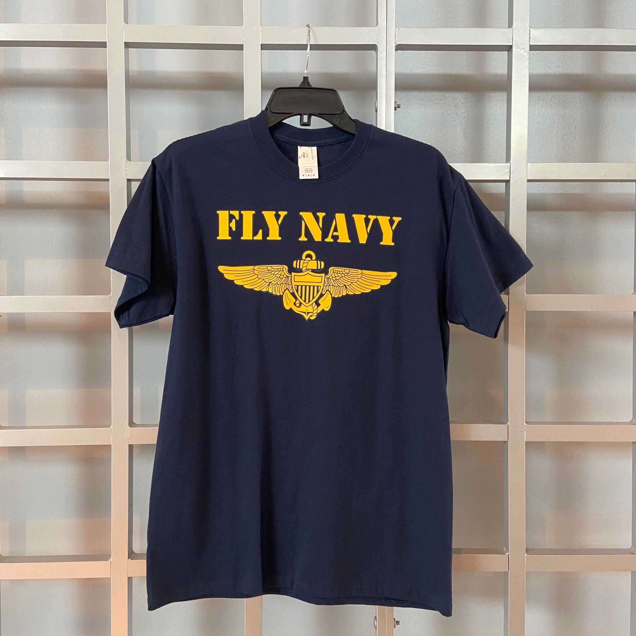 Fly Navy T-Shirt