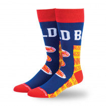 Old Bay Again Socks