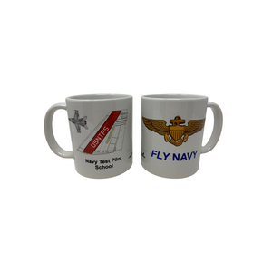Naval Test Pilot School Mug