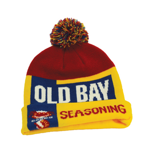 Old Bay Can Beanie