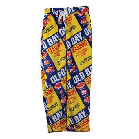 Old Bay Fuzzy Lounge Pant
