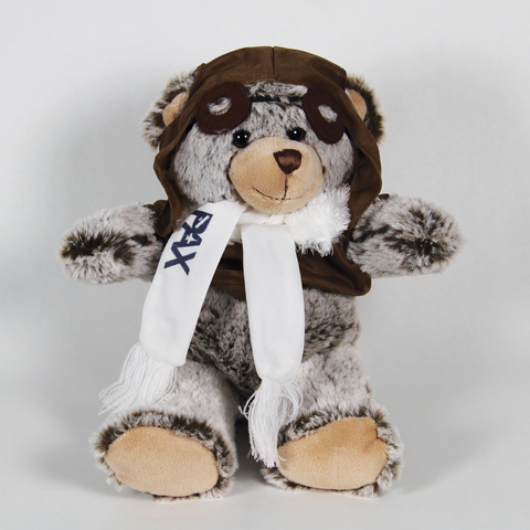 Pax Plush Aviator Bear