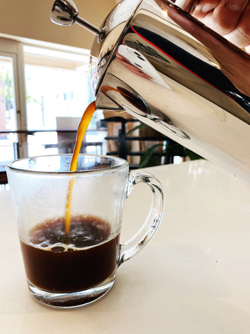 Seven Simple Steps to Fetch Press Coffee