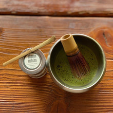 Load image into Gallery viewer, Organic Matcha Green Tea Powder - 1oz tin