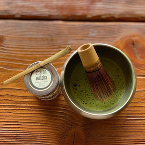 Organic Matcha Green Tea Powder - 1oz tin