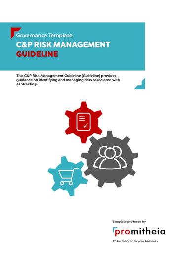 C&P Risk Management Guideline