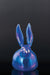 Bright Blue Bunny