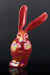 Cherry Red Bunny