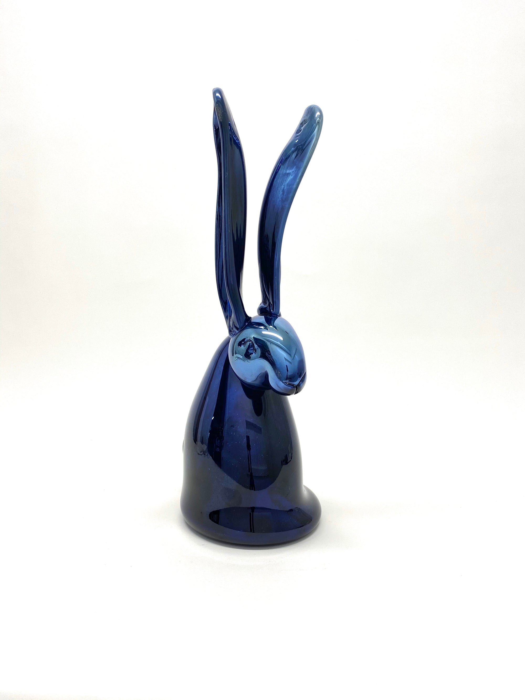 Chrome Blue Bunny