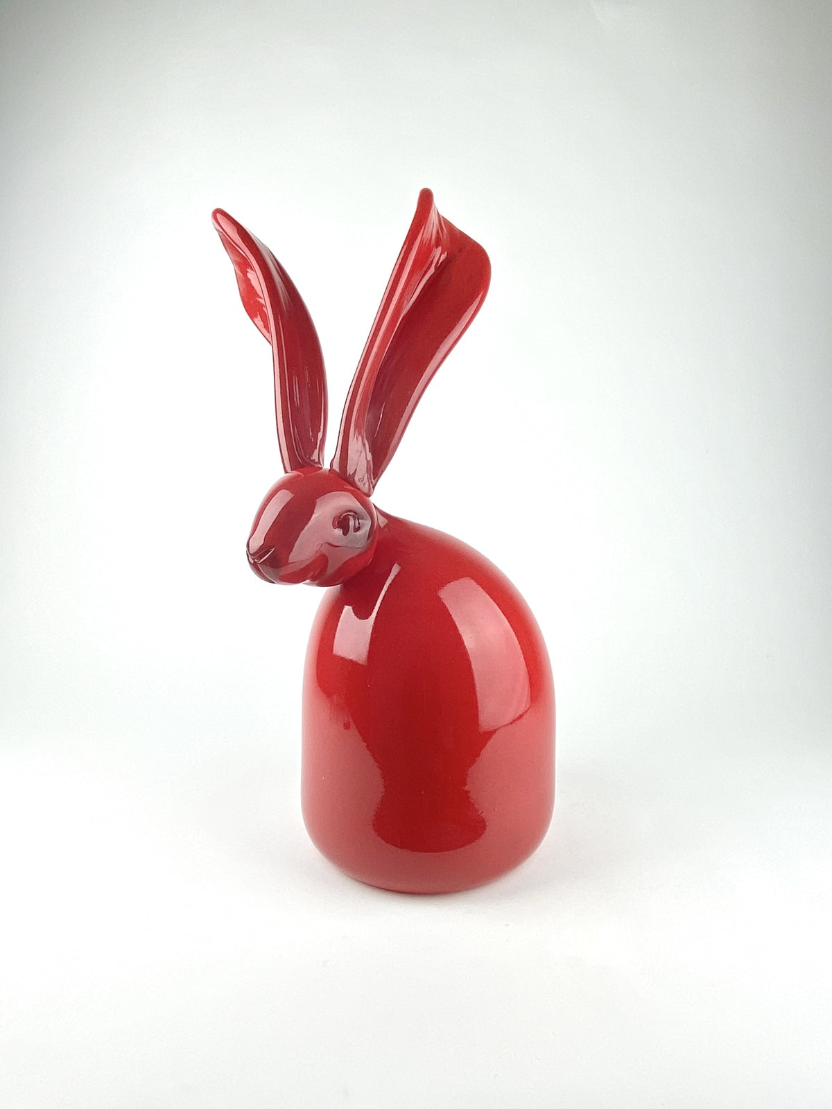 Candy Red Bunny
