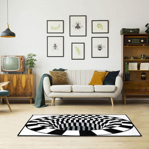 Tapis Vortex Illusion