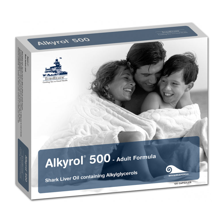 ALKYROL 500 MG 120 CAPSULAS