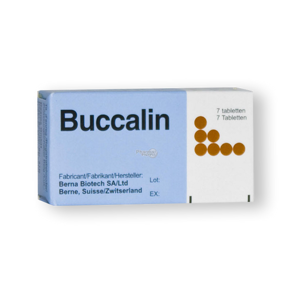 BUCCALIN ADULT 7 COMP