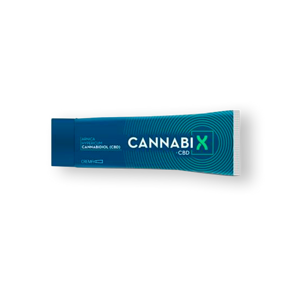 CANNABIX CREMA 60 ml