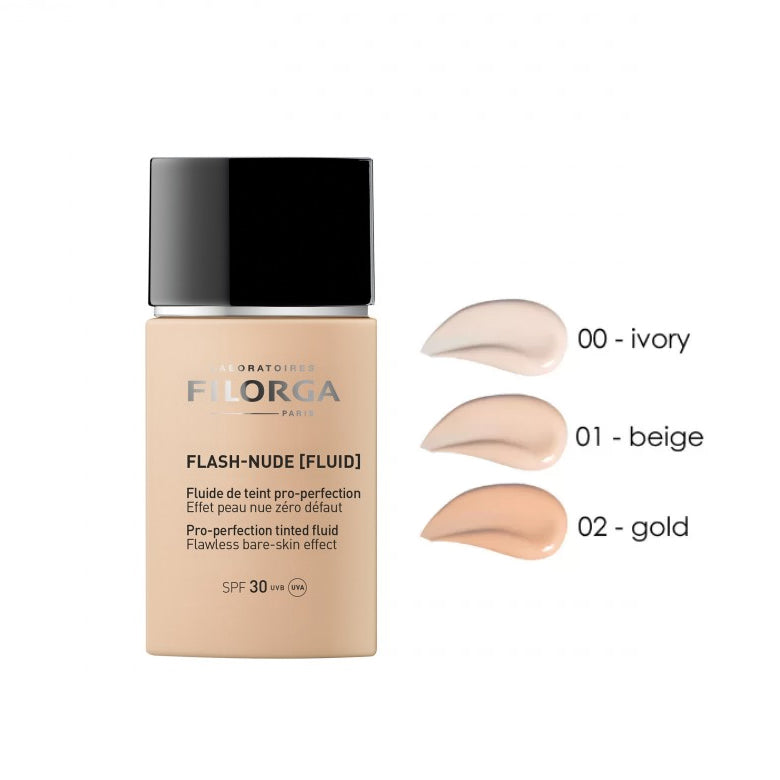 FILORGA FLASH-NUDE FLUID 01 30ML