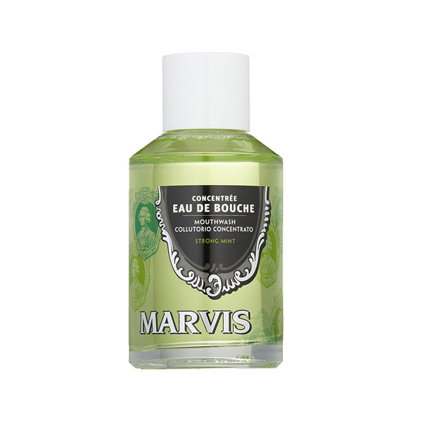 MARVIS ENJUAGUE BUCAL STRONG MINT 120 ML
