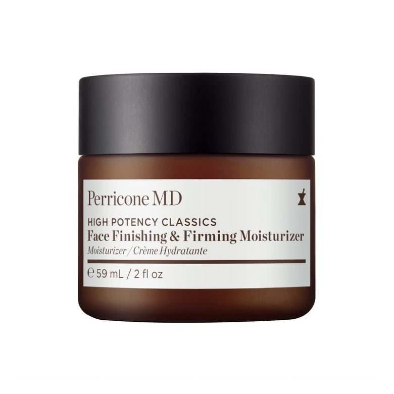 PERRICONE HIGH POTENCY FACE FINISHING & FIRMING MOISTURIZER 59ml
