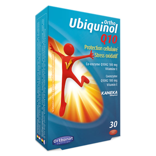 ORTHONAT ubiquinol Q-30 oct PERLES