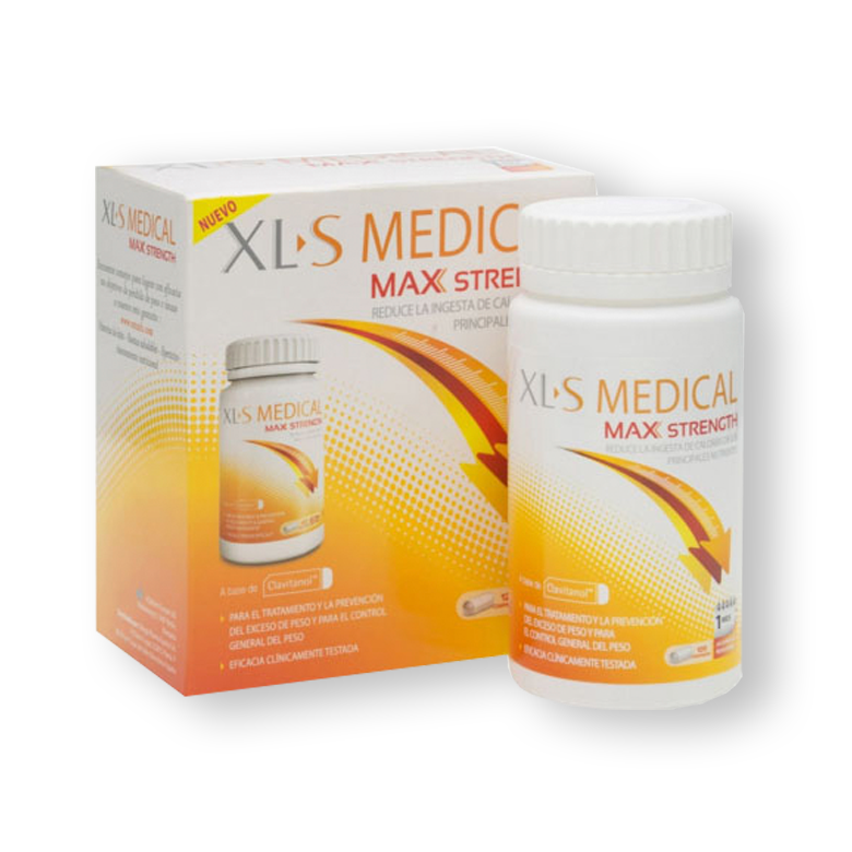 XLS MEDICAL MAX STRENGTH 120COMP