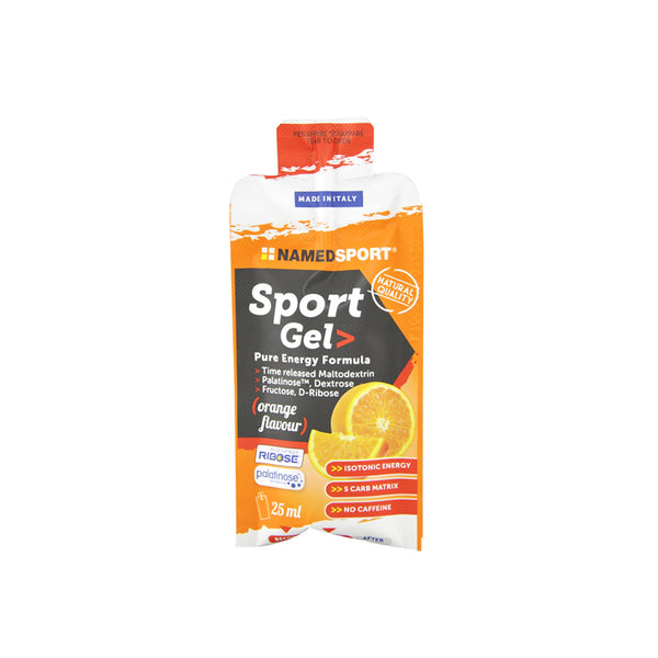 Named SPORT GEL ORANGE 25ml