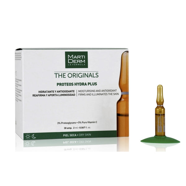 MARTIDERM THE ORIGINALS PROTEOS HYDRA PLUS 30 AMPOLLES