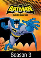 Batman - The Brave and the Bold: Season 3 (SD)