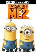 Despicable Me 2 4K (UHD/UV)