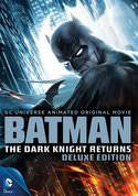 Batman: The Dark Knight Returns Deluxe Edition (HD/UV) - uvcodesforsale
