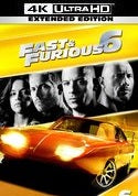 Fast & Furious 6: Extended 4K (UHD/UV)