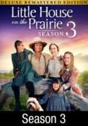 Little House on the Prairie: Season 3 (HD/UV)
