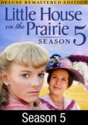 Little House on the Prairie: Season 5 (HD/UV)