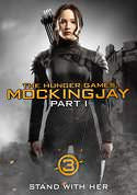 Hunger Games: Mockingjay Part 1 (SD/UV)