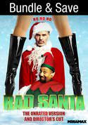Bad Santa: Unrated and Directors Cut Movie Bundle (HD/UV) - uvcodesforsale