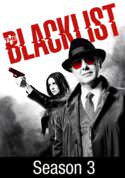 Blacklist: Season 3 (HD/UV) - uvcodesforsale
