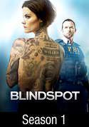 Blindspot: Season 1 (HD/UV) - uvcodesforsale
